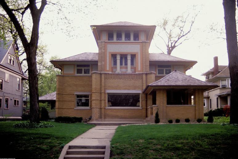 Furbeck House, Oak Park