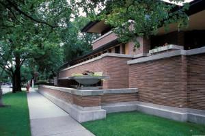 Robie House, Oak Park
