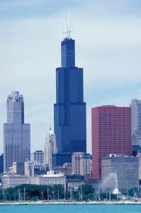 Sears Tower. Image Courtesy of Scott Gilchrist, Archivision, Inc.