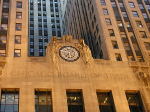 Chicago Board of Trade; image courtesy of Chicago Architecture Foundation